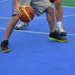 Pavimentazione campo da basket